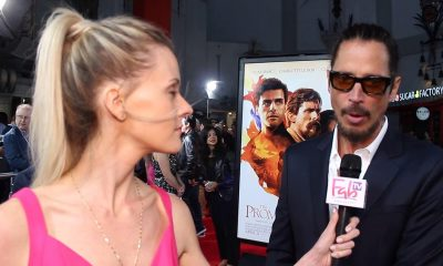 Chris Cornell last interview