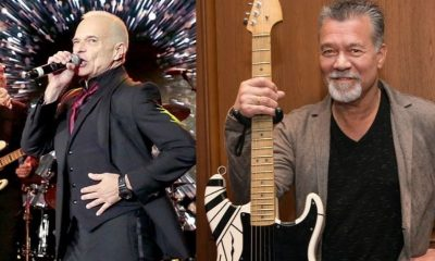 David Lee Roth Eddie Van Halen 2019