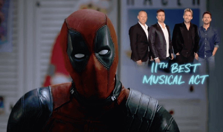 Deadpool Nickleback