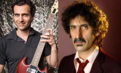 Dweezil Zappa Frank Zappa
