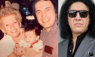 Gene Simmons mother