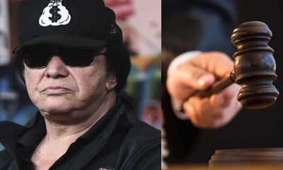 Gene Simmons sued