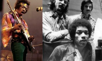 Jimi Hendrix Eddie Kramer