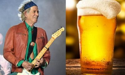 Keith Richards Beer