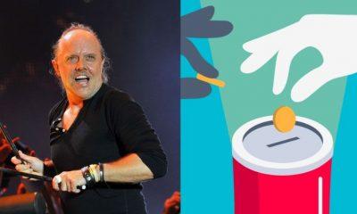 Lars Ulrich charity