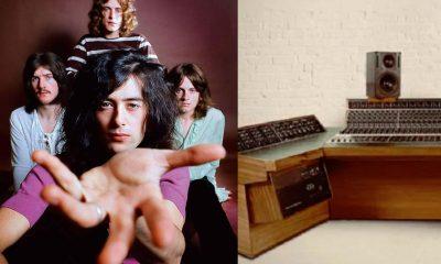 Led Zeppelin sound table
