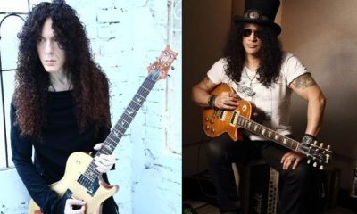 Marty Friedman Slash