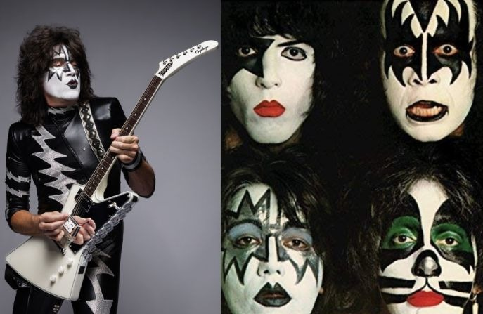 Tommy Thayer Kiss dynasty