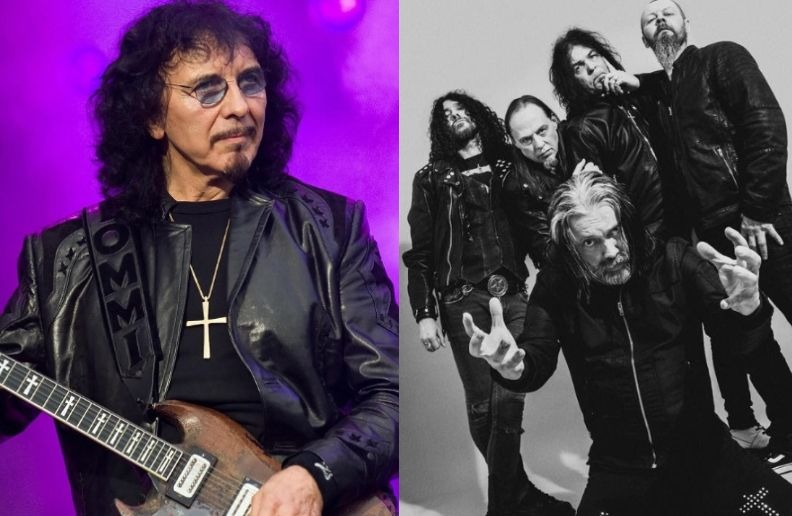 Tony Iommi Candlemass