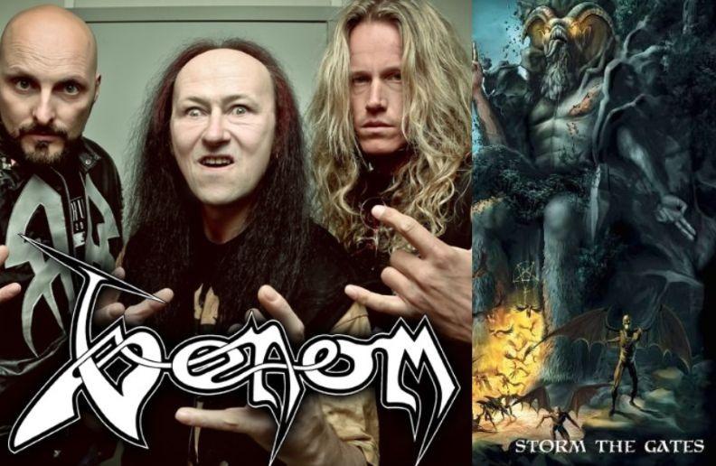 Venom new album