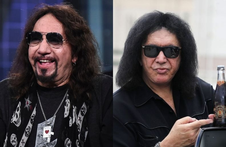 Ace Frehley Says Gene Simmons Harassed His Wife