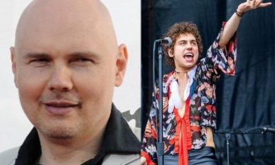 Billy Corgan Greta Van Fleet
