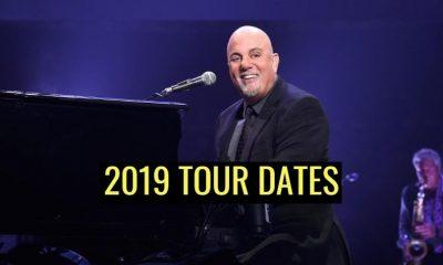 Billy Joel 2019 tour dates