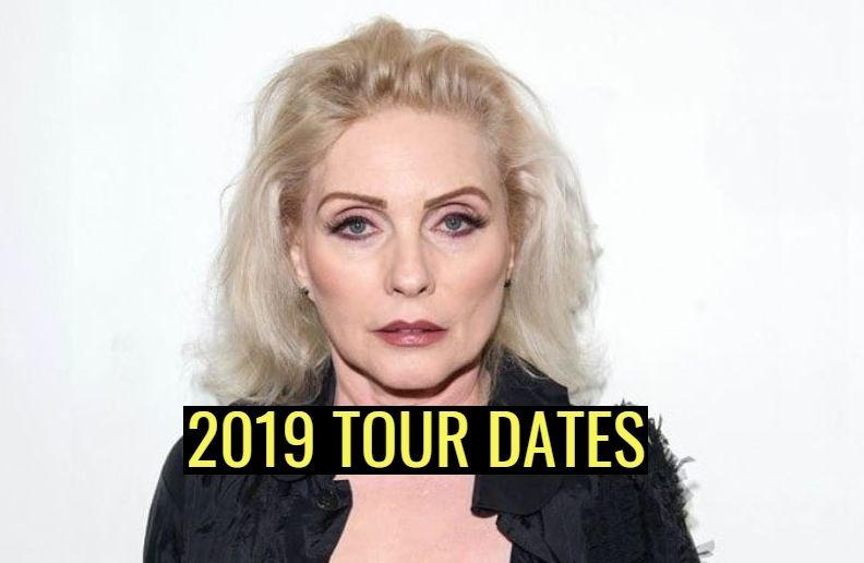 Blondie 2019 tour dates
