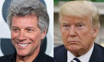 Bon Jovi Donald Trump