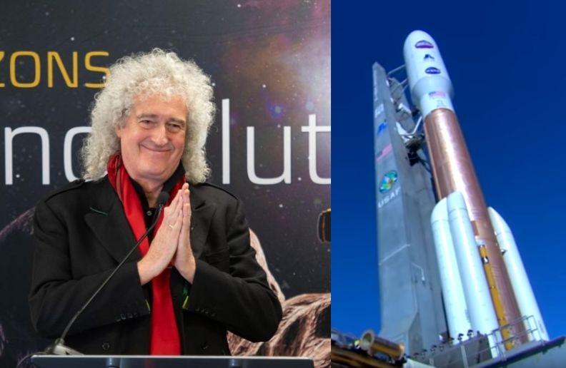 Brian May NASA