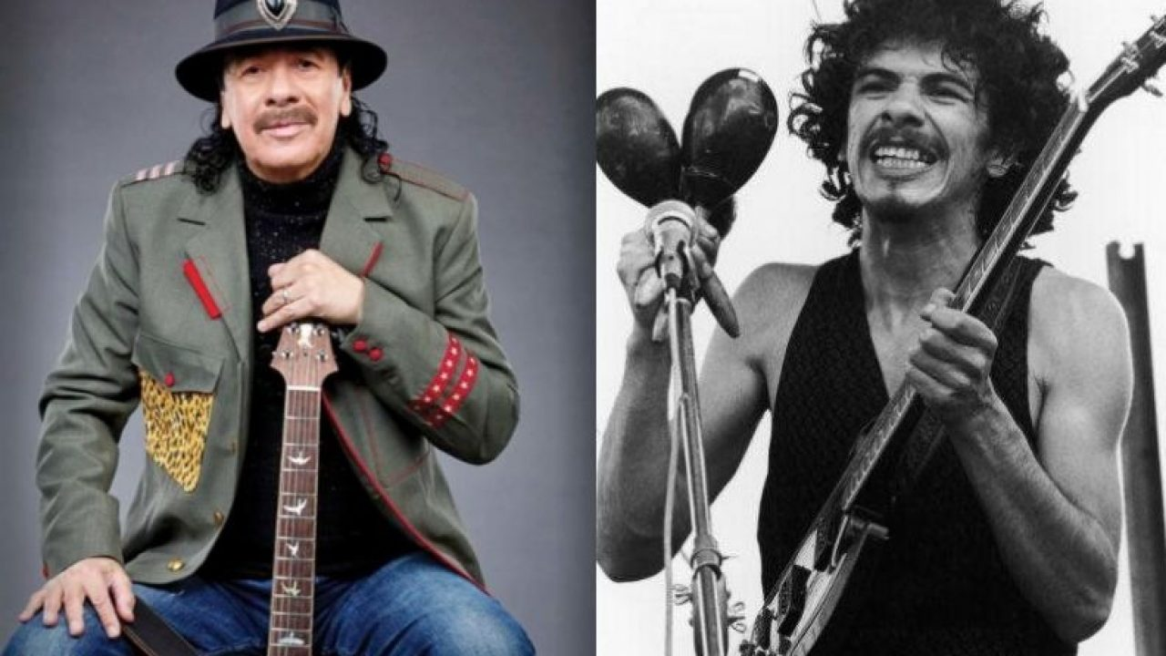 Santana is the first artist confirmed on Woodstock 2019