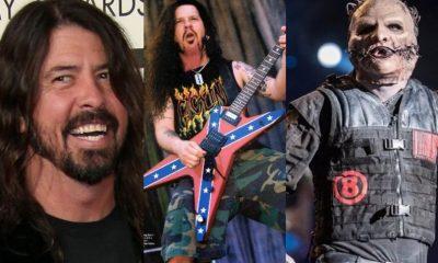 Dave Grohl Dimebag Slipknot