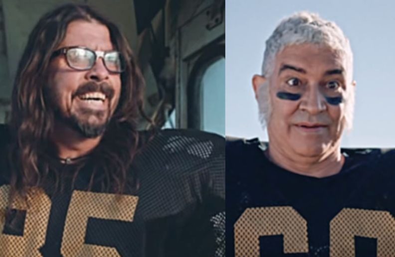 Dave Grohl Pat Smear