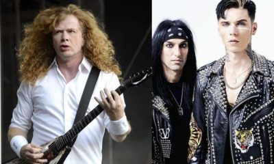 Dave Mustaine new metal bands