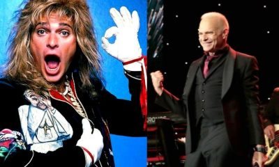 David Lee Roth isolated vocal