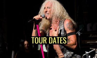 Dee Snider tour dates 2019