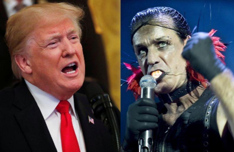 Donald Trump Rammstein
