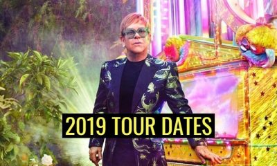 Elton John 2019 tour dates