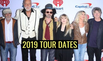Fleetwood Mac 2019 tour dates
