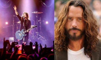 Foo Fighters Chris Cornell