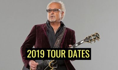 Foreigner 2019 tour dates