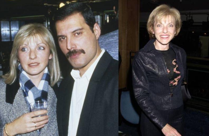 Freddie Mercury girlfriend