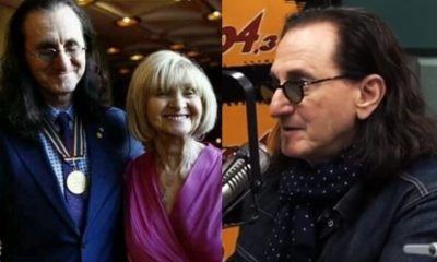 Geddy Lee mother holocaust