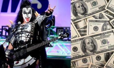 Gene Simmons money