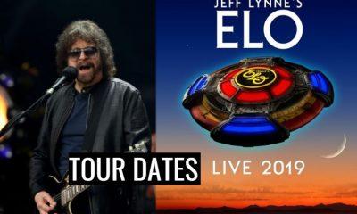 Jeff Lynne ELO tour dates 2019