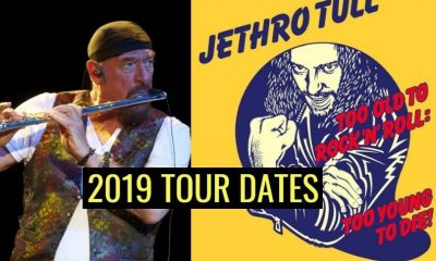Jethro Tull 2019 tour dates