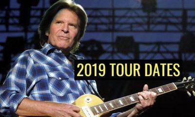 John Fogerty 2019 tour dates