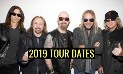 Judas Priest 2019 tour dates