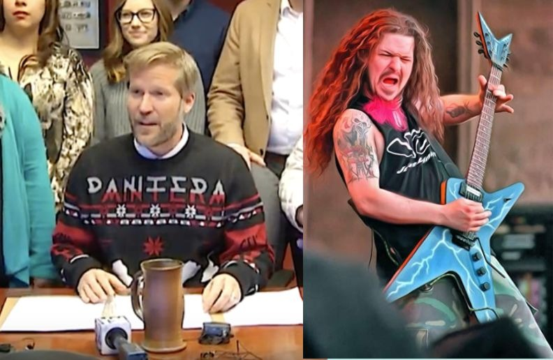 Mayor pantera shirt