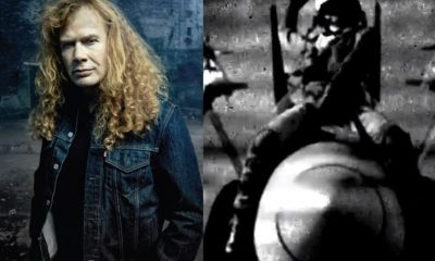 Megadeth announcement 2019