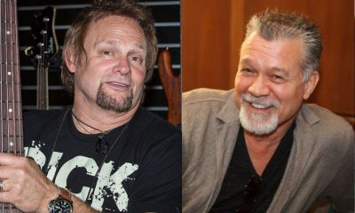 Michael Anthony Eddie Van Halen
