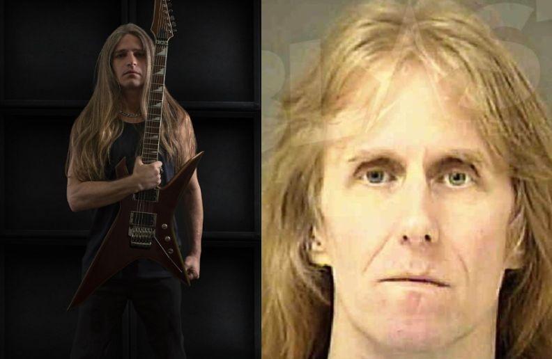 New manowar guitarist