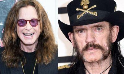 Ozzy Osbourne Lemmy Kilmister