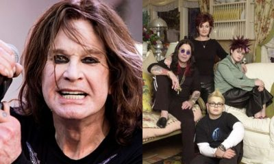 Ozzy Osbourne The Osbournes