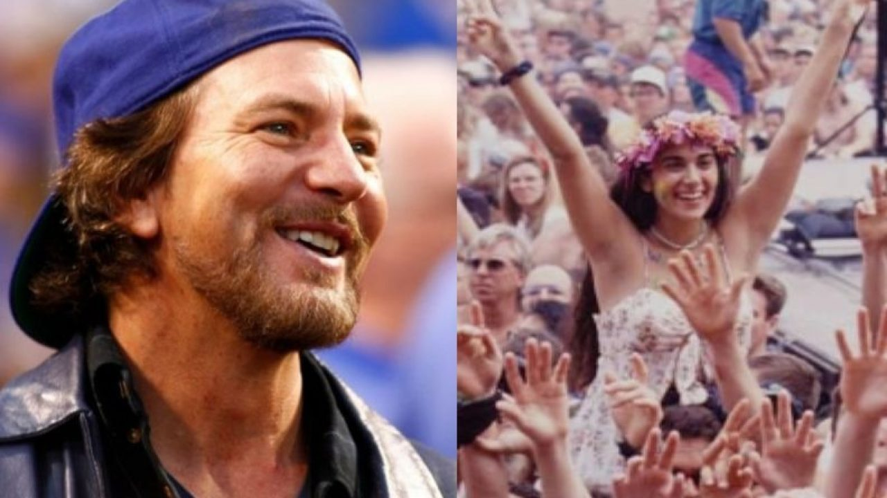 Pearl Jam can play on Woodstock 2019