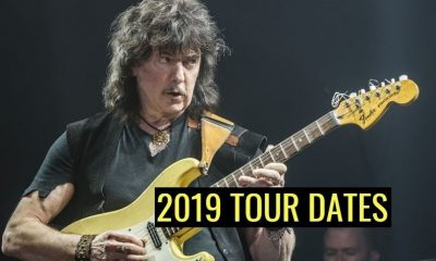 Rainbow tour dates 2019
