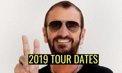 Ringo Starr 2019 tour dates