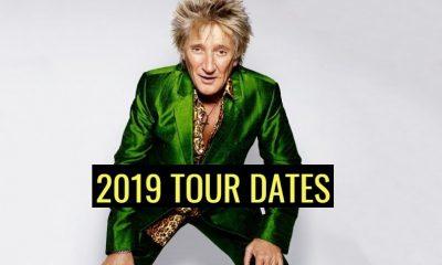 Rod Stewart 2019 tour dates
