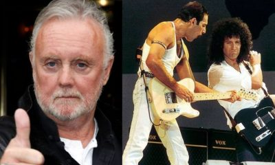 Roger Taylor Queen live aid
