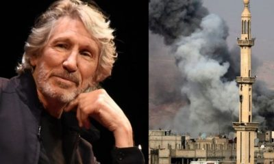 Roger Waters Syria